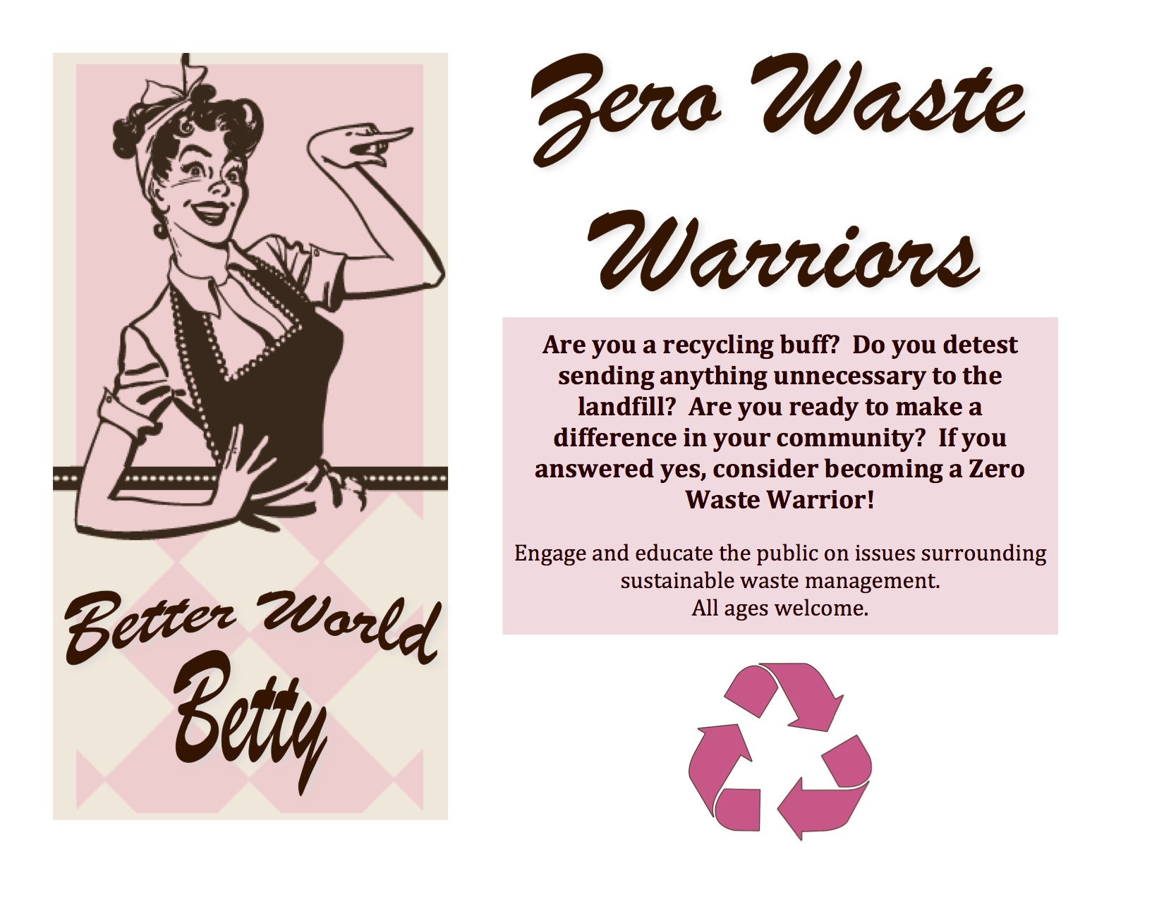 Become a Zero Waste Warrior!