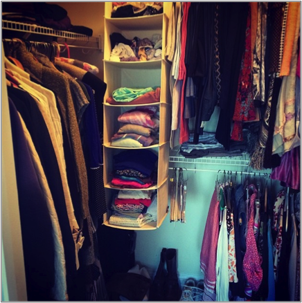 Tips for cleaning out your closet - Cleaning out your closet ...